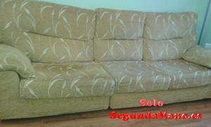 VENDO SOFA TRES PLAZAS