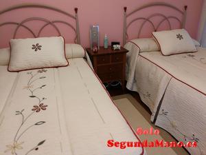 Vendo dos camas completas de 105