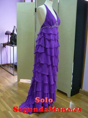 Vendo dos vestidos fiesta largos muy rebajados. Talla 40