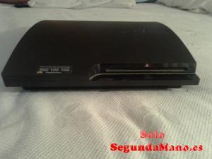 Vendo la PlayStation 3 + 2 mandos+ 6 juegos+ micro