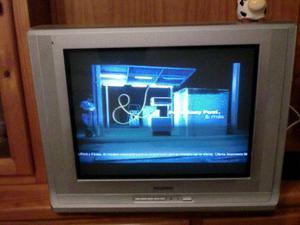 Vendo televisor Samsung de 21 pulgadas (altura pantalla 32,5