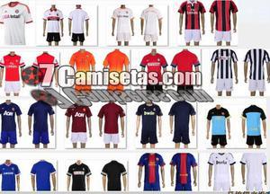 camisetas de futbol por mayor,menor - Málaga