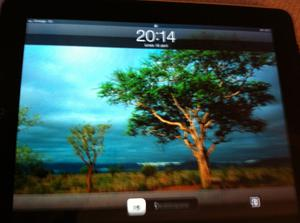 iPad 3G con Teclado Bluetooth y Funda originales - Valencia