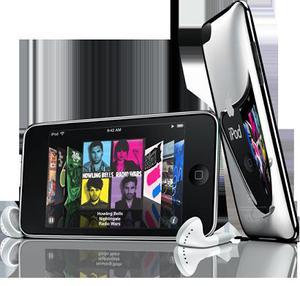 iPod pantalla, iTouch pantalla - Madrid