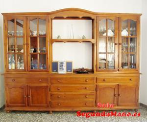 mueble comedor de pino macizo