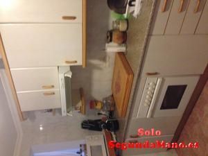 muebles cocina con horno y campana