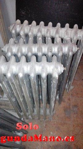 radiadores de hierro forjado