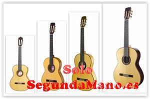 tienda guitarras Ramirez flamencas, clásicas y semiprofesio