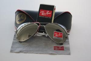 vendo gafas de sol rayban varios modelos 45 euros nuevas -