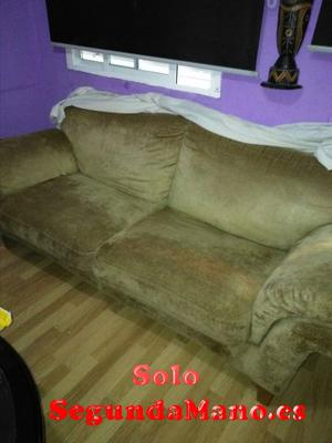vendo sofa en buen estado tres plazas 30?¡¡