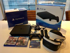 venta Sony Playstation VR + PSgb console €200euros -