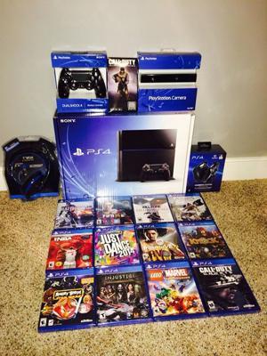 venta nuevo Sony PlayStation VR / Sony PS4 CON 4 JUEGOS
