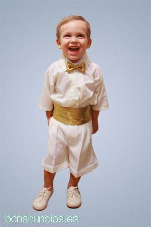 Vestidos y Trajes de Bautizo y Ceremonia de Niños