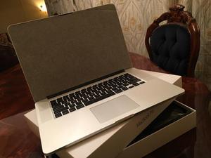 """Apple Macbook Pro de 2.5GHz 2.5 GHz 15.4 """"MJLT2 i7 16GB RAM"""