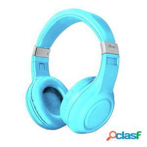 Auriculares inalambricos trust dura neon blue - bluetooth -