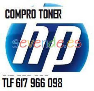 COMPRO TONER Y CARTUCHOS DE TINTA ORIGIN