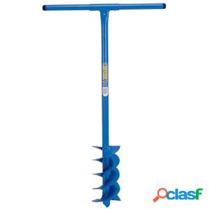 Draper Tools Perforador de suelo con broca 1070x155 mm azul
