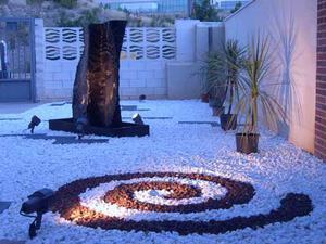 Piedras y arenas decorativas - Zaragoza