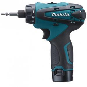 Taladro atornillador DF030DWE Makita 10,8 V 1,3 Ah -