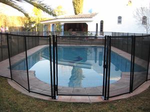 Vallas de seguridad para piscinas - Cádiz