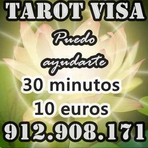 20 minutos 8 euros  tarot visa barata 30 minutos