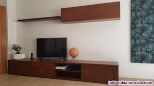 A la venta 2 muebles desmontados con televisor 42 de regalo