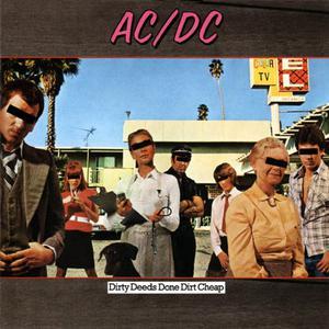 AC-DC - DIRTY DEEDS DONE DIRT CHEAP - CD () - Albacete