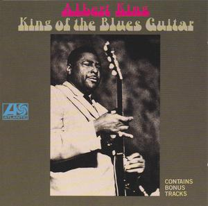 ALBERT KING - KING OF THE BLUES GUITAR - CD () -