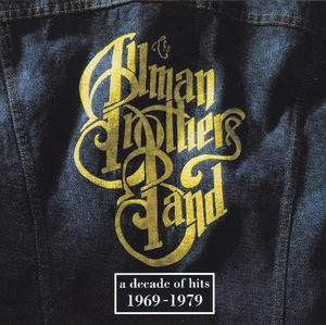 ALLMAN BROTHERS BAND, THE - A DECADE OF HITS  - CD