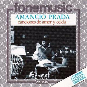 AMANCIO PRADA - CANCIONES DE AMOR Y CELDA - CD () -