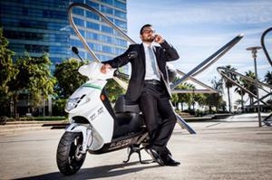 Alquila tu moto eléctrica por sólo 149 euros al mes -