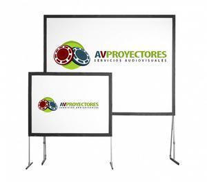 Alquiler audiovisual /alquiler de proyectores en Madrid -