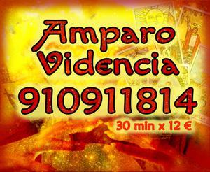 Amaparo Vidente al  - Madrid