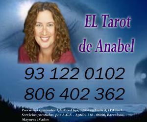 Anabel Ribes Tarot - Barcelona