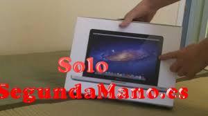 Apple MacBook Pro 2.9GHz i GB SSD + HDD 2TB (GB) d