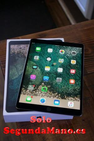 Apple iPad Pro 256 GB Wi-Fi, 10,5 pulgadas - espacio gris