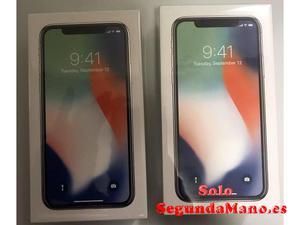 Apple iPhone X - 256GB (Unlocked) Brand New 12 warranty
