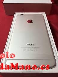 BRAND NEW APPLE IPHONE 6 PLUS 16 GB desbloqueado de fábric