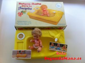 Bañera muñeca Barriguitas con embalaje original