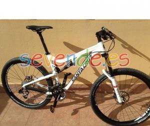 Bicicleta nueva a estrenar Santa Cruz MTB Dob