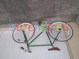 Bicicleta sin estrenar