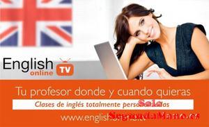 CLASES DE INGLES ONLINE MEJOR TU NIVEL DE INGLES YA!