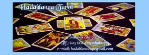 CONSULTAS DE TAROT HADABLANCA - Barcelona