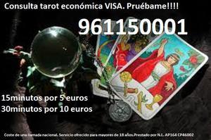 Cartas tarot barato 15min/5e  - Barcelona