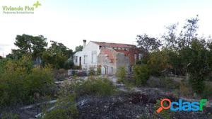 Casa de campo en Altabix, Financiación 100%¡ Inmueble de