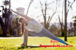 Clases de Yoga, Pilates