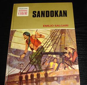 Comic Sandokan Emilio salgari 1ª edic  - Barcelona