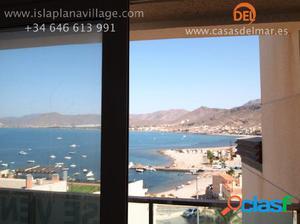 DUPLEX SEA VIEWS 3BEDS – SOLARIUM – LA AZOHIA ref 2201