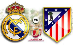 FINAL DE LA COPA DEL REY (ZONA REALMADRID) - Madrid