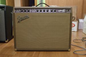 Fender vibroverb '63 RI - Madrid